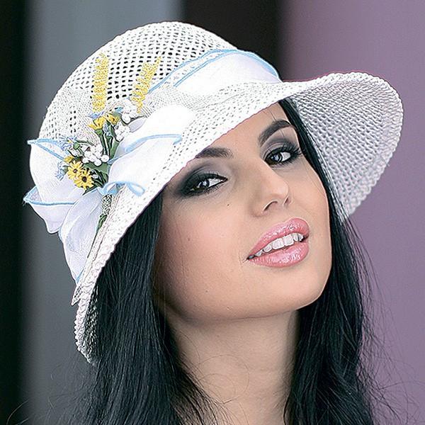 Летние шляпы Helen Line  модель 29-2
