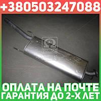 ⭐⭐⭐⭐⭐ Глушитель центральный ТОЙОТА RAV (производство  Polmostrow)  26.325