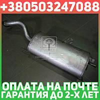 ⭐⭐⭐⭐⭐ Резонатор ТОЙОТА LAND CRUISER (производство  Polmostrow)  26.296