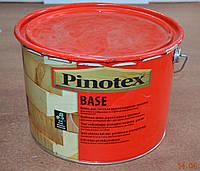 Деревозащитная грунтовка Base Pinotex 10 л