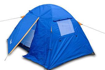 Палатка туристическая двухместная Coleman 1001 двухслойная, фото 2