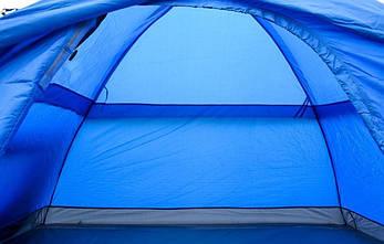 Палатка туристическая двухместная Coleman 1503 двухслойная, фото 3