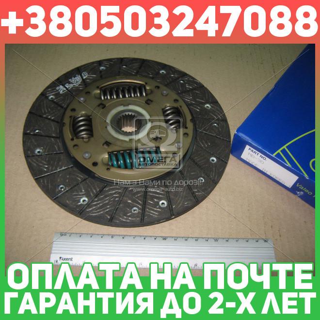 ⭐⭐⭐⭐⭐ Диск сцепления МИТСУБИШИ 4D56,4D56-T DELICA,PAJERO 87- 225*150*23*26.1(производство  VALEO PHC)  MB-30
