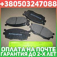 ⭐⭐⭐⭐⭐ Колодки тормозные КИA RIO II, ХЮНДАЙ ACCENT передние (производство  Intelli)  D114E