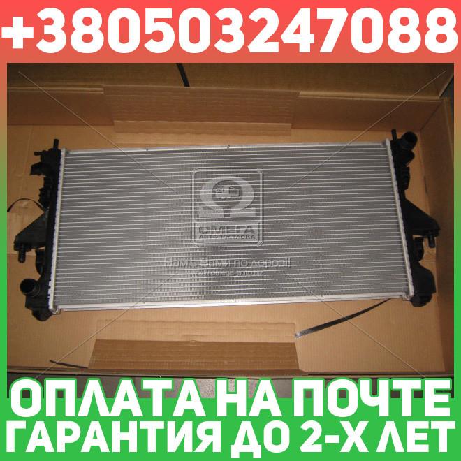 ⭐⭐⭐⭐⭐ Радиатор охлаждения CITROEN,PEUGEOT (производство  Nissens) ФИАТ,БОКСЕР,ДЖАМПЕР,ДУКАТО, 63555A