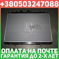 ⭐⭐⭐⭐⭐ Радиатор охлаждения NISSAN  X-TRAIL (T30) (01-) 2.0/2.5i (пр-во Nissens)