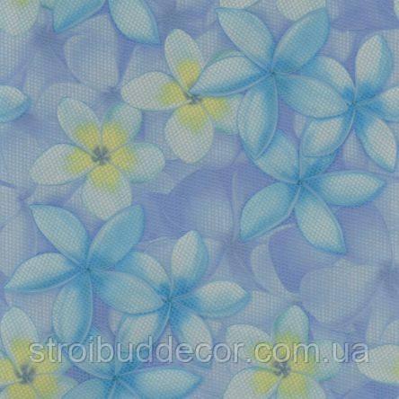 Обои Бумажные акриловые 0,53*10,05 Слобожанские цветы для комнаты