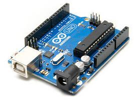 Arduino UNO R3 + 3.3 В / 5 В плата питания + MB-102 макетная плата + гибкие кабели