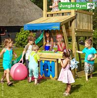 Игровой модуль Мини маркет к детской площадке Jungle Gym