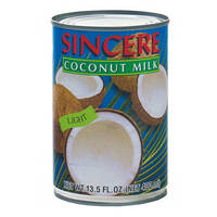 Молоко кокосовое обезжиренное, 400 г