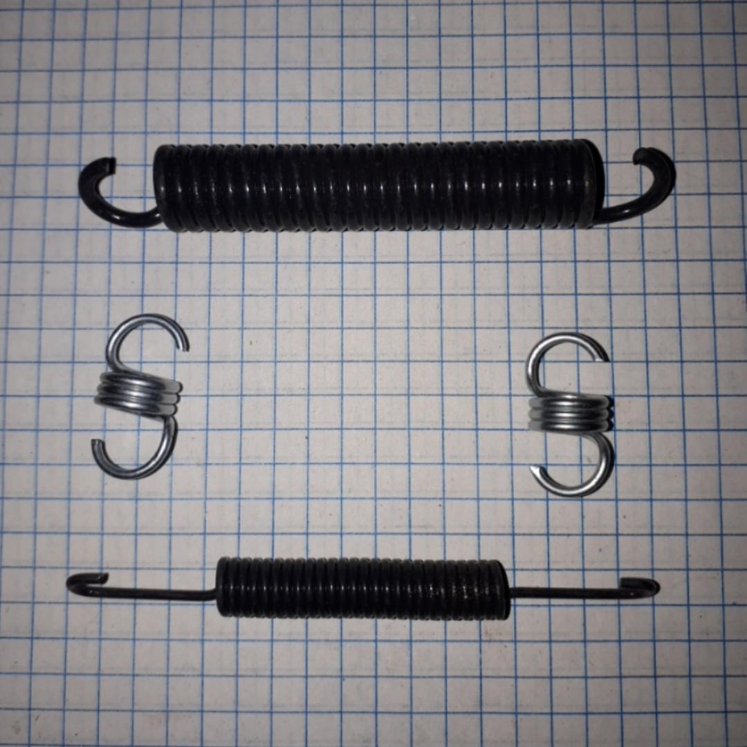 Пружинка задние тормозные колодки ВАЗ 2108 2109 2110 2112 2113 2114 2115