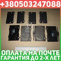 ⭐⭐⭐⭐⭐ Колодки тормозные ХОНДА LEGEND передние (производство  TRW) ЛЕГЕНДА  4, GDB3498
