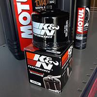 K&N Масляний фільтр KNKN-204
