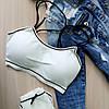 Комплект нижнего белья (007/белый), фото 5