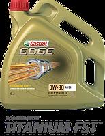 Моторное масло Castrol EDGE 0W-30 A5/B5 (4л)