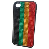 Пластиковая накладка для iPhone 4G/S, фото 1
