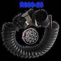 R030-23, Кабель электрический EBS 15 контактов