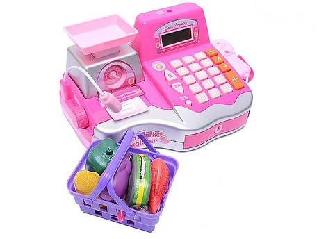 Детский Кассовый аппарат с весами  34438, фото 2
