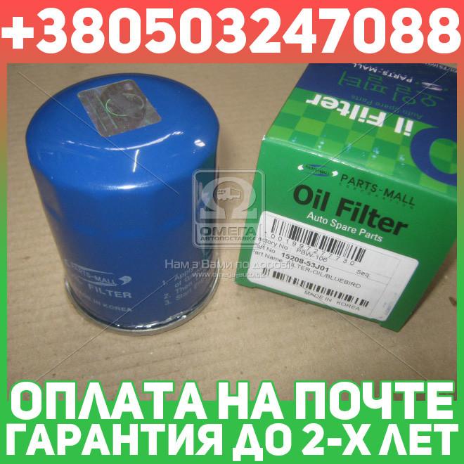 ⭐⭐⭐⭐⭐ Фильтр масляный NISSAN MICRA(K12E) 02- (пр-во PARTS-MALL)