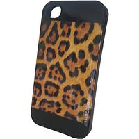 Силиконовая накладка для iPhone 4G/4S, фото 1