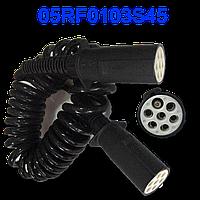 05RF0103S45, Кабель электрический 7контактов тип N 24V