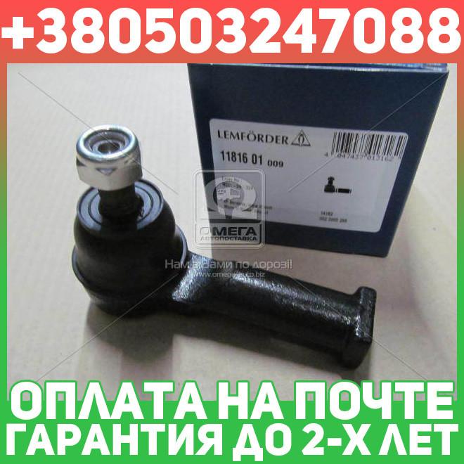 ⭐⭐⭐⭐⭐ Наконечник рулевой тяги МАЗДА передняя ось (производство  Lemforder) 626  2,626  3,626  4,929  2,929  3,МX-6, 11816 01