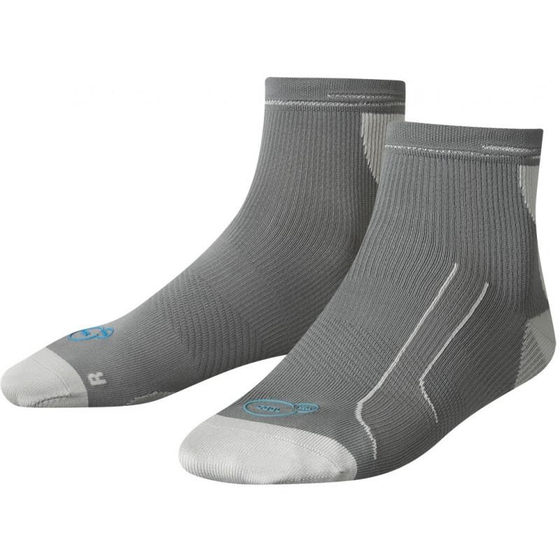 Беговые носки Puma Performance + R Light Quarter (серые) Оригинал