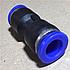 Соединитель пластиковый (спасатель) 10 мм.                                , фото 2