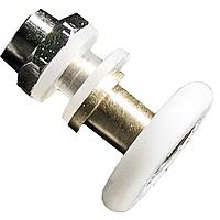 Ролик для душевый кабин, гидробоксов, 8 мм посадочное отверстие (CKLB06C) с эксцентриком