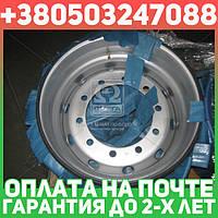 ⭐⭐⭐⭐⭐ Диск колесный 22,5х11,75 10х335 ET 0 DIA281(прицеп) барабанный торм.