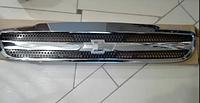 Решетка радиатора Chevrolet Lanos