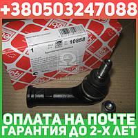 ⭐⭐⭐⭐⭐ Наконечник тяги рулевой ФОЛЬКСВАГЕН T4 левый (производство  Febi) ТРAНСПОРТЕР  4, 10888