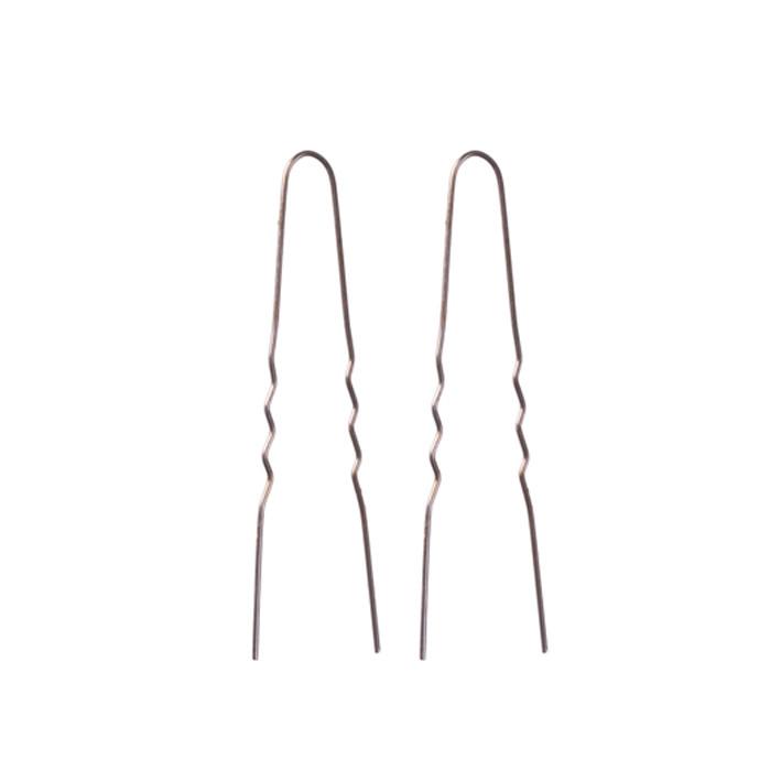 Шпильки коричневые 49мм 200гр Eurostil 01857