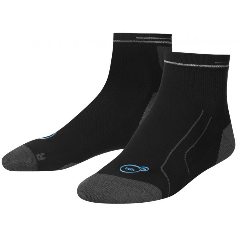 Беговые носки Puma Performance + R Light Quarter (черные) Оригинал