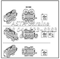 Клапаны регулирования потока, экскаватор-блок управления Е2-2-2