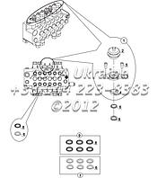 Загрузочный узел и комплект уплотнений, блок управления Е2-2-3, фото 1