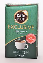 Кофе молотый LeGrand Cafe d'or Exclusive 100% Арабика Польша 250гр.