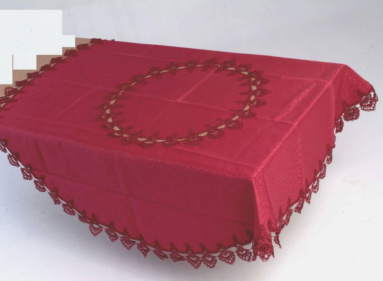 Скатерть на круглый стол 180*180
