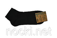 Шкарпетки чоловічі бавовна укорочені сітка без шва Монтекс