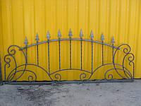 Кованый забор П-16, фото 1