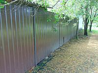 Забор з профнастила Па-3