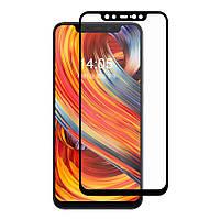 Защитное стекло Xiaomi Mi8 5D черный mi 8 Full Glue Олеофорбное покрытие 2.5D 5 4 3 2.5 D