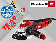 Болгарка, угловая шлифовальная машина Einhell TC-AG 115 (4430880)