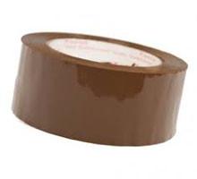 Скотч упаковочный коричневый 48 мм х 200 м