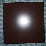Гладкий лист стальной оцинкованный марки  DX51D - 0.45 мм с полимерным покрытием RAL глянец- RALмат Корея, фото 6