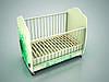Дитяче ліжечко, фото 2