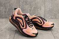 Кроссовки женские Ditof B 1154 -11 розовые (текстиль, весна/осень), фото 1