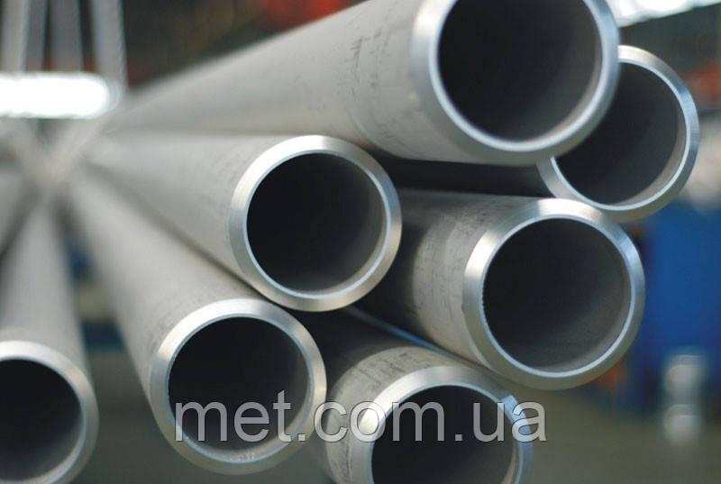 Труба 44.5х8 сталь 17Г1С холоднокатаная