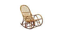 """Кресло-качалка """"КК-4"""". Плетеная мебель из лозы"""