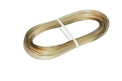 Тросик (для крепления сетки) на метраж 20м